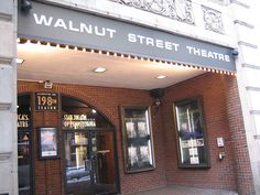 Walnut Street Theater, Philadelphia, saw quite a few wonderful performances here