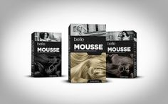 Belle Mousse on Packaging of the World - Creative Package Design Gallery
