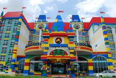 Legoland Hotel Malaysia Photos