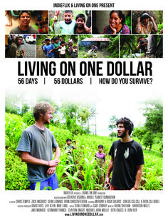 Living on One Dollar - I want to watch this documentary. Not on netflix.