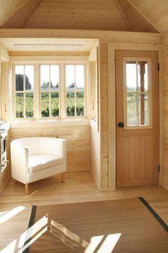 tumbleweed tiny home interior