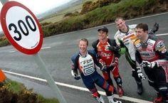 McGuiness, Dunlop, Farqhuar @ the Isle of Man TT
