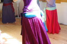 Ägyptischer Tanz für Frauen - Wochenende im Bildungshaus Schloss Großrußbach, September  2015