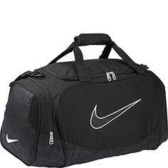 a494a3f7bbd0 Nike Brasilia 5 Medium Duffel Grip (Black Black Black) Nike