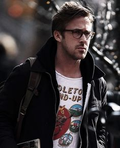 Ryan Gosling. SHUT. UP.