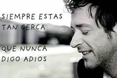 Find images and videos about love, forever and cerati on We Heart It - the app to get lost in what you love. Music Love, Love Songs, My Music, Some Quotes, Quotes To Live By, Cool Lyrics, Smart Quotes, Dream Book, Spanish Quotes
