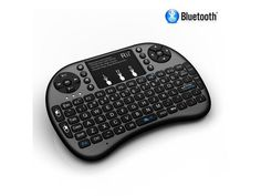 Rii i8+ BT Mini Wireless Bluetooth Backlight Touchpad Keyboard with Mouse for PC/Mac/Android, Black (RTi8BT-5) - Newegg.com