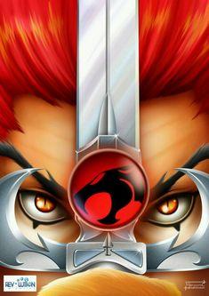 by RevolutionGraphics on DeviantArt Dragon Bollz, Thundercats Cartoon, 80 Cartoons, Happy Tree Friends, Bad Cats, Anime, Manga, Mask For Kids, Cool Artwork