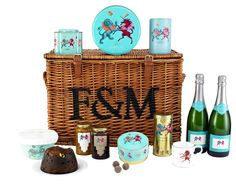 fortnum and mason hampers
