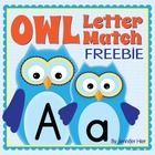 ABC fun for fall! A great way to introduce letters at the beginning of the year.  Students will practice letter recognition and will have an opportunity to explore phonemic awareness as they play this cute letter match game. Children match the baby owl letter cards to the letters on their game board. The set includes 4 game boards and a complete set of lowercase.