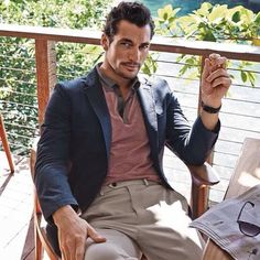 David Gandy for Marks & Spencer Summer 2015