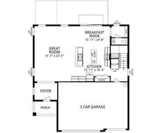 The Hartford Elevation A 1st Floor Options Single Family Home