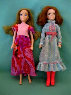 World of Love Dolls.  1970s