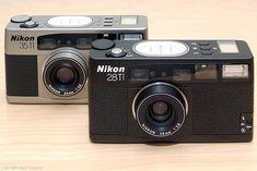 Nikon 35ti & 28ti