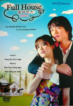 Title: 풀하우스 / Pool Ha-woo-seu / Full House Chinese Title : 浪漫满屋 Genre: Romance, Comedy(2004) Episodes: 16 Broadcast network: KBS2 Broadcast period: 2004-Jul-14 to 2004-Sep-02