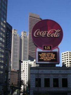 Looking for something to do on a Saturday afternoon? We suggest going on a tour of the Coca-Cola plant.