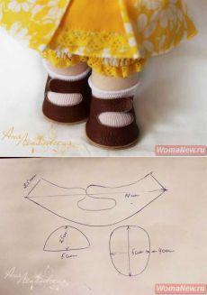 cómo calzados bolshenozhku