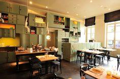 Restaurant Coeur d'Artichaut Ghent, renovation I Deco-Lust