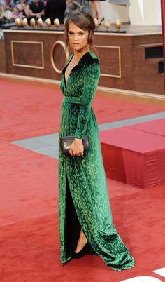 Gucci - Style Crush: Alicia Vikander - Photos