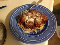 Herbed Turkey Meatballs and Easy Tomato Sauce