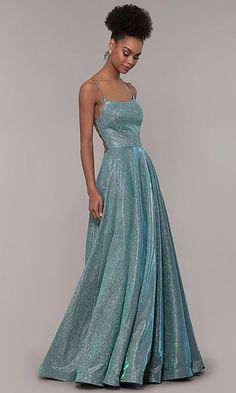 Long Iridescent Glitter Corset Backless Prom Dress Long Glitter Corset Backless Prom Dress - PromGirl Source by prom dresses Cute Prom Dresses, Prom Outfits, Backless Prom Dresses, Grad Dresses, Dance Dresses, Ball Dresses, Elegant Dresses, Pretty Dresses, Homecoming Dresses