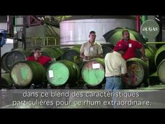 L'élaboration du rhum - YouTube