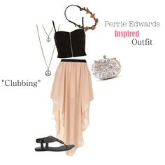 Perrie Edwards inspired outfit(: