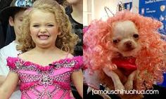 Honey Boo Boo and look-a-like