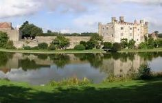 Great Britain Landscape Leeds Castle