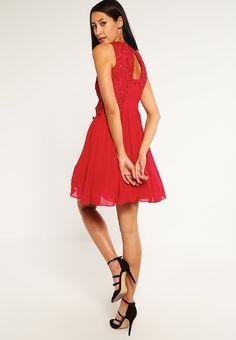 9 Best Czerwone sukienki na lato images | Sukienki, Uroda, Kolor