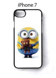 Cute Bob Despicable Me Minion iPhone 7 Case Cover