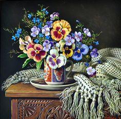 Alexander Selytin. Oil on Canvas
