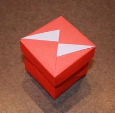 This is an example of a basic origami box. This is one of Tomoko Fuse's creations, and is a good introduction to the beautiful pieces you can...