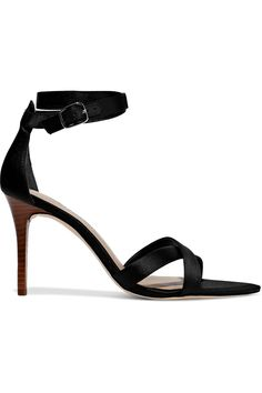 Shop on-sale Lillian metallic textured-leather sandals. Browse other discount designer High Heel Sandals & more luxury fashion pieces at THE OUTNET Designer High Heels, Sandals For Sale, Discount Designer, Leather Sandals, Luxury Fashion, Metallic, Fancy, Shopping, Shoes