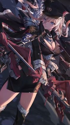 """Hot Beauty Fight TV Game 21/""""x14/"""" Poster 009 Girls Frontline"""