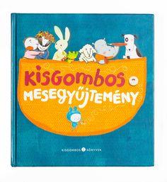 Csak én érzem azt, hogy a jól ismert és bejáratott olvasmányokon kívül a kisebbeknek (2-3-4) sokszor nehéz olyan könyvet találni, ami igazán leköti őket, nekik szól? Egy idő után még a legkedvencebb könyvbe is beleunhat felnőtt-gyerek. Ezért is dobban meg a szívem, ha rábukkanok egy olyan könyvre, mint a Kisgombos Mesegyűjtemény. #gyermekmese #francia #antologia #kisgombos #mese #gyermekkonyv #mesekonyv