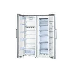 Le meilleur prix pour votre Réfrigérateur 1 porte 346L + congélateur armoire 237L énergie A++ finition inox?  Achetez votre Réfrigérateur 1 porte 346L + congélateur armoire 237L énergie A++ finition inox moins cher sur Rueducommerce. Des p...