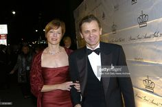 Mikhail Baryshnikov and Lisa Rinehart arrive at the 2005 Princess Grace Awards Gala at Cipriani 42nd St. Baryshnikov was presented with the inaugural Prince Rainier III Award in honor of his outstanding contribution to the arts.