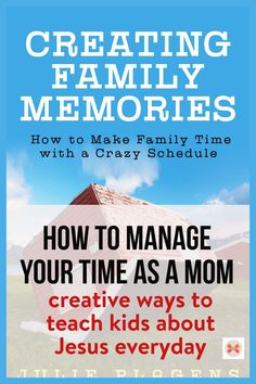 Are you tired of your kids fighting, whining, and on a screen all day? Would you like to be an intentional parent and pour faith into your kids during the day?In this post, I am going to give you some suggestions to create family memories that you can do at home or away. And, by the way, it works because I did it with my family! #ideas #traditions #family #kids #memories #parents Parenting Goals, Parenting Teenagers, Good Parenting, Daughter Quotes Funny, Praying For Your Children, Difficult Children, Raising Daughters, Tired Mom, Christian Families