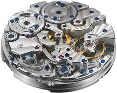 Jaeger-LeCoultre Duometre a Chronographe movement
