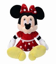 Minnie with a Red Dress.