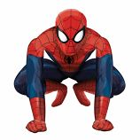 Spiderman Party Supplies : Signature Balloons