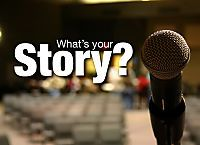 """good storytellers must have a good deal of life experience. He can teach the fundamentals of storytelling, he says, but not to someone who has not had a breadth of experience (good and bad—especially bad). """"Self-knowledge is the root of all great storytelling."""""""