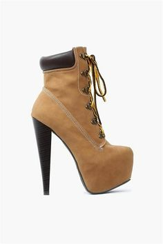 Pratt Worker Boot - Camel I would kill myself wearing these.