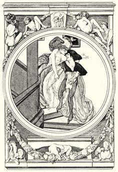 Franz von Bayros - 052