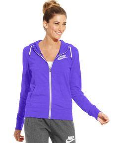 Nike Long-Sleeve Gym Vintage Hoodie