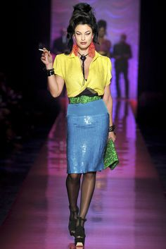 Jean Paul Gaultier Spring 2012 Couture - Collection - Gallery - Style.com