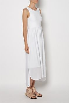 'Women's Dresses | Maxi, Black, Casual | Witchery Online - Ribbed Seamless Maxi' I would wear this to bits! #WITCHERYSTYLE