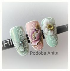 "Polubienia: 850, komentarze: 10 – Anita Podoba (@anita_podoba) na Instagramie: ""Some lace gel design again (training in Germany). :)"""