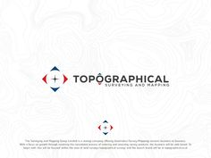 Logo Design #264 | 'Surveying and mapping -Topographical.co.uk' design project | DesignContest ®